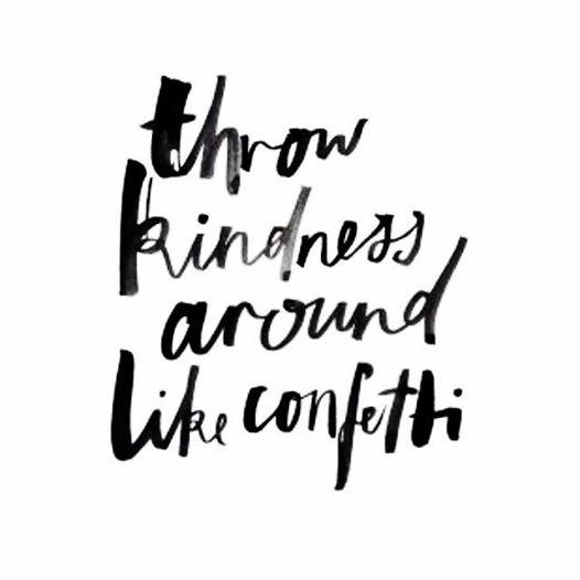 Kindness-confetti